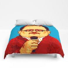 Undecided (Ken Bone) Comforters