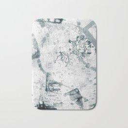 Soft Flower Bath Mat