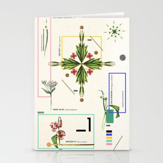 Wild Flowers_1 Stationery Cards