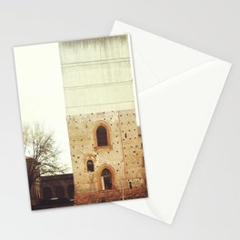 Architecture of Impossible_Utopian Ideal City Stationery Cards
