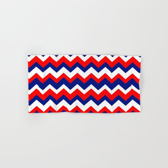 Red, White and Blue, 2016 Hand & Bath Towel
