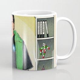 Les Murray Mr Football Coffee Mug