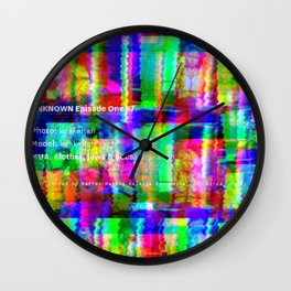 UNKNOWN Episode One #7 Final Version #1. Wall Clock
