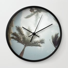 Aruba Fish Eye Wall Clock
