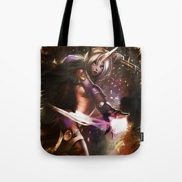 League of Legends SORAKA Tote Bag