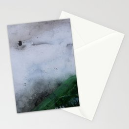 Dirty Paris - Snow Time Stationery Cards