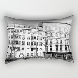 Urban meets classic Rectangular Pillow
