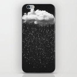 Let It Fall III iPhone Skin