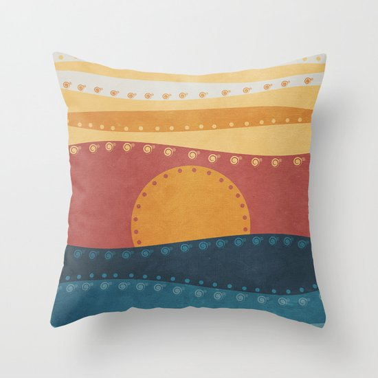 Textures/Abstract 47 Throw Pillow