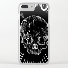 dead nazis Clear iPhone Case