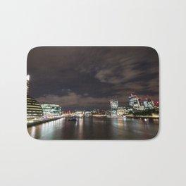 London by Night Bath Mat