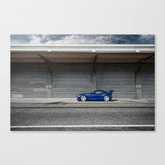 BMW Z4 M Coupe Canvas Print