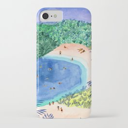 French Paradise iPhone Case