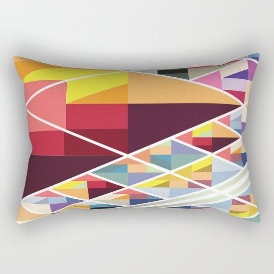 Let's Stick Together Rectangular Pillow