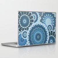 gypsy Laptop & iPad Skins featuring GYPSY by Monika Strigel®