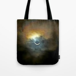 Solar Eclipse II Tote Bag