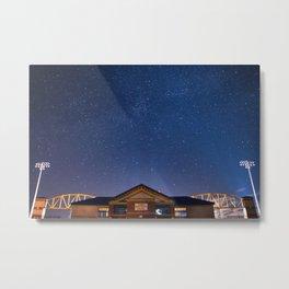 Ithaca Stadium Metal Print