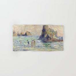 Renoir Guernsey Art Painting Hand & Bath Towel