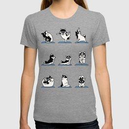 Husky Yoga T-shirt