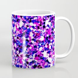 Pink and Blue Party Mermaid Coffee Mug