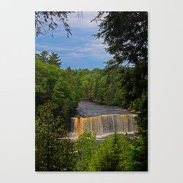 Tahquamenon Upper Falls VII Canvas Print