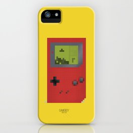 Pixelated Technology - Gameboy iPhone Case