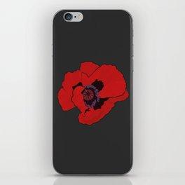 Poppy time iPhone Skin