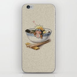 Naruto Ramen iPhone Skin