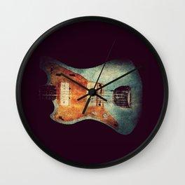 Jazzmaster Wall Clock