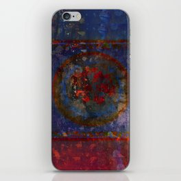 Fragments in the Fire iPhone Skin