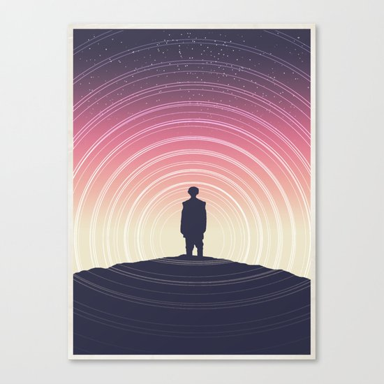 The Girl Who Lived Canvas Print