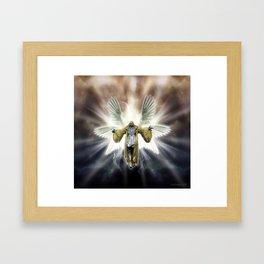 seraphim Framed Art Print