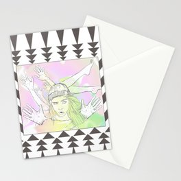 Cara Wid Color Stationery Cards