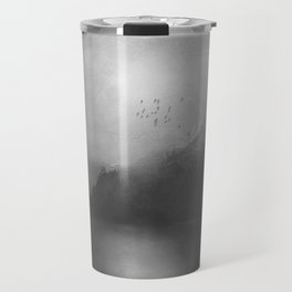 Black and White - Poesia Travel Mug