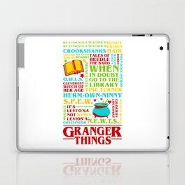 Granger Things Laptop & iPad Skin