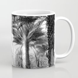 Vintage Palms Trees : Coachela Valley California 1937 Coffee Mug