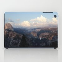 yosemite iPad Cases featuring Yosemite by Leah Flores