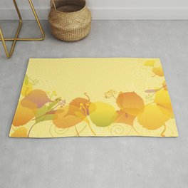 Beautiful Autumn Rug