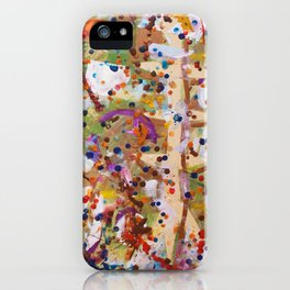 Crayon Melter pt.2 iPhone Case