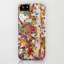 Crayon Melter pt.2 iPhone Case