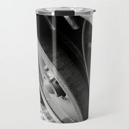 Tank Wheels Travel Mug