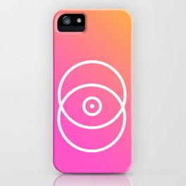 Geometry iPhone Case