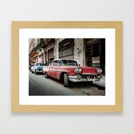 cuba_9 Framed Art Print