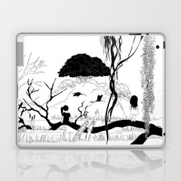 Another safe place Laptop & iPad Skin
