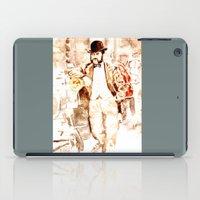 vienna iPad Cases featuring The Fiaker in Vienna by Vargamari