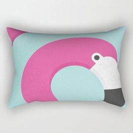 Flamingo No.3 Rectangular Pillow