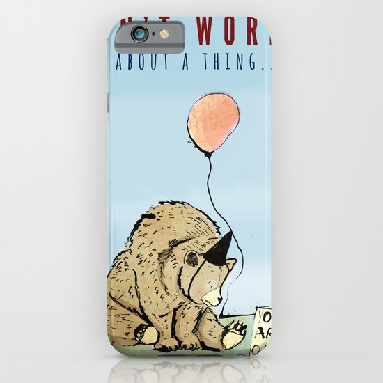 Birthday iPhone & iPod Case