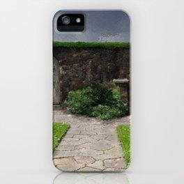 Choices (Secret Garden) iPhone Case