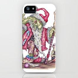 Santanist Horc iPhone Case