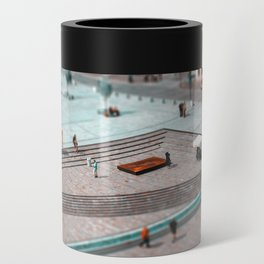 Cube of chocolate Can Cooler